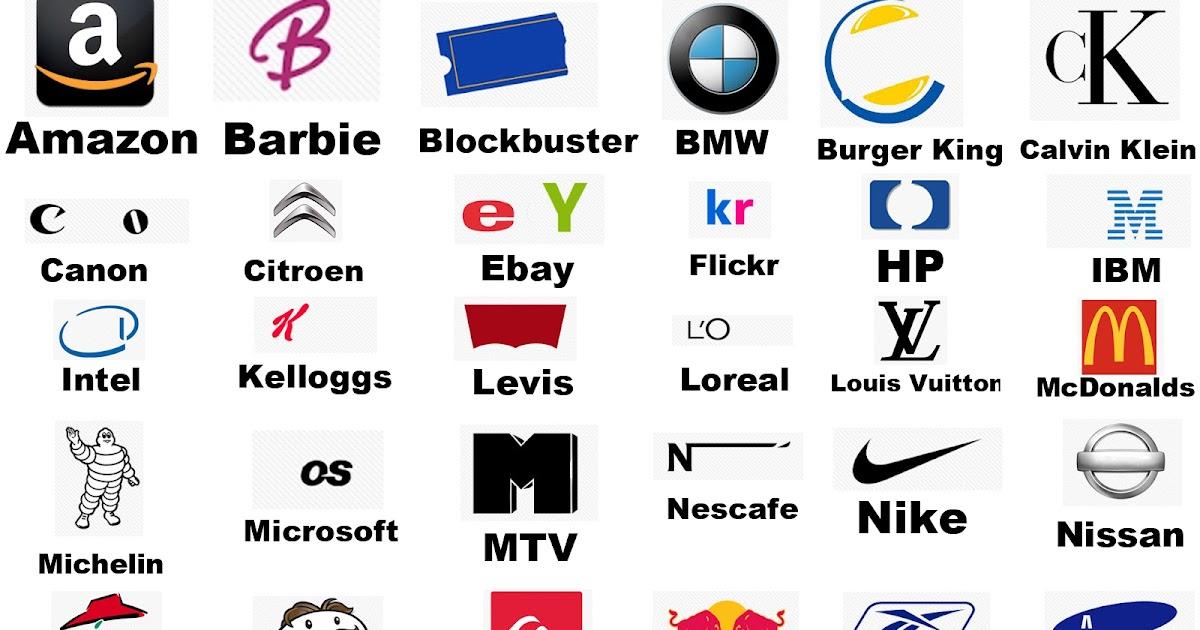 Quiz Juego De Logotipos Respuestas